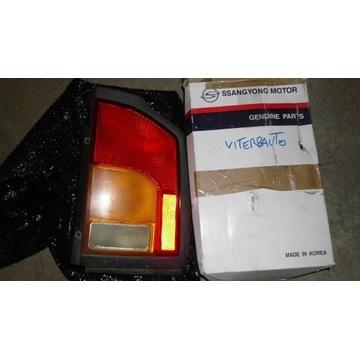 Lampa tylna Korando 1995-2002