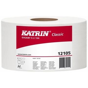 Papier toalet.2w.biały GIGANT S2 130 121050 95x130