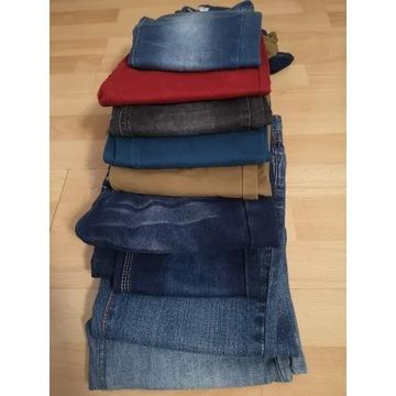 Zestaw 9 par spodni rozm. 128/134 dla chłopca