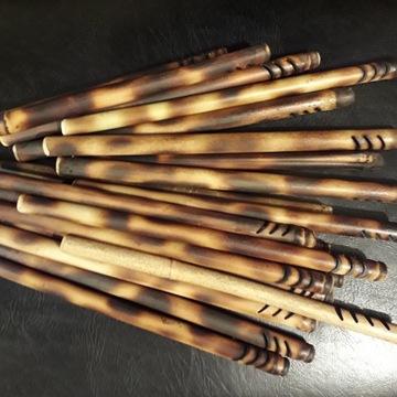 bombilla bambusowa do picia yerba mate