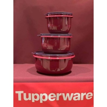 Zestaw misek tupperware