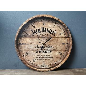 Zegar ścienny Jack Daniels