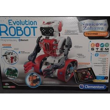 Evolution Robot Clementoni  INTERAKTYWNY