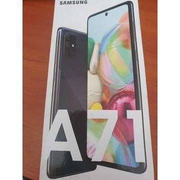 Samsung Galaxy A 71 od 1 ZŁ- przeczytaj uważnie