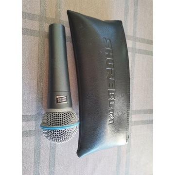 Mikrofon Shure 58 SM Beta