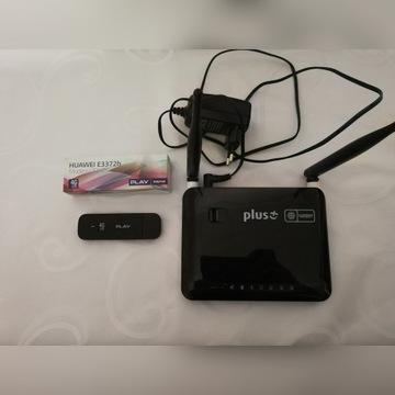 Router D_link Dwr-116 + modem E3372