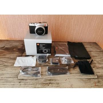 Aparat Leica D-Lux 7 Silver -NOWY- Okazja! Tanio!