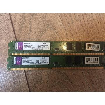 Pamięć RAM Kingston 4GB DDR3 1333MHz
