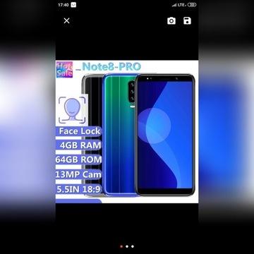 Smartfon P8