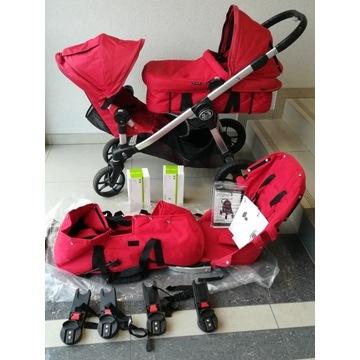 Wózek bliźniaczy Baby Jogger City Select Double