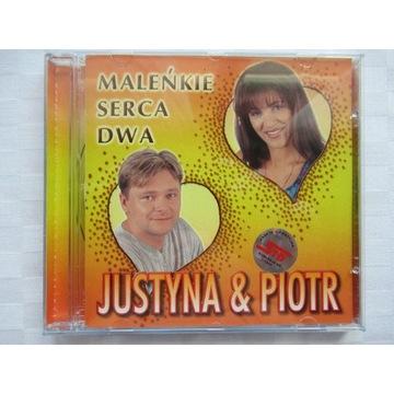 JUSTYNA & PIOTR - MALEŃKIE SERCA DWA