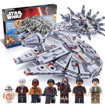 Klocki Star Wars Millennium 05007 Falcon