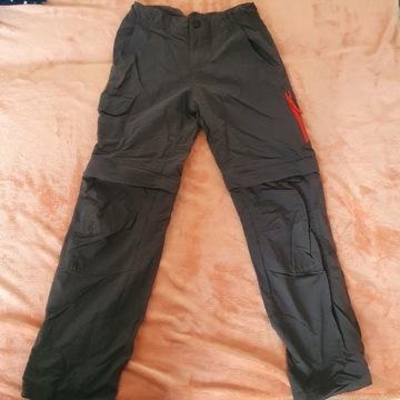 Spodnie trekkingowe Decathlon 140 cm