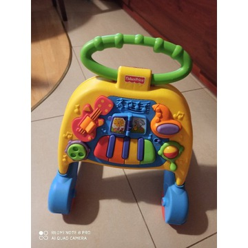 Chodzik, Pchacz Fisher-Price