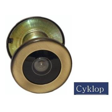 WIZIER OPTYCZNY PANORAMA CYKLOP Drzwi 35-60mm 4szt