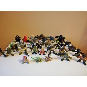 Zabawki Figurki Star Wars Galaxy Heroes (30 sztuk)