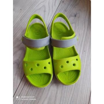 Sandałki Crocs 29/30