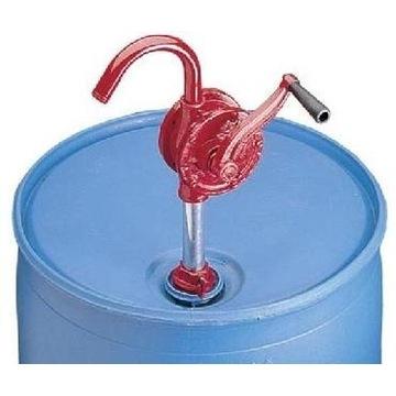 Ręczna pompka na korbkę do oleju paliwa na beczkę