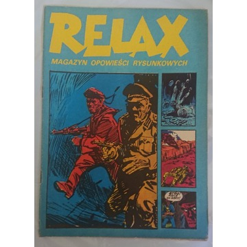 Relax nr 11-kolekcjonerski