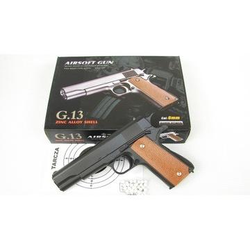 #COLT 1911 ASG Pistolet na kulki Pistolety#