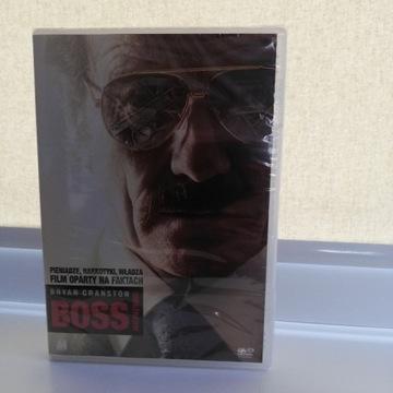 BOSS [DVD] nowy folia!! okazja!!
