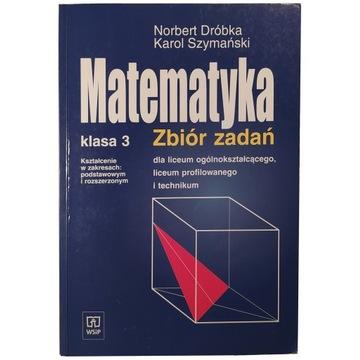 Matematyka klasa 3 zbiór zadań