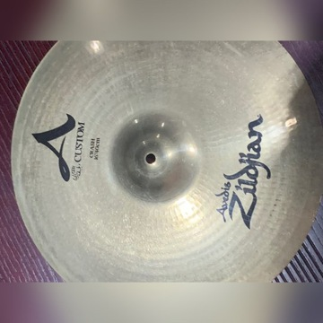 "Zildjian Custom A Crash 16"" 40cm blacha talerz"