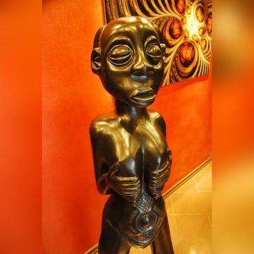 Rzeźba styl afrykański BARDZO DUŻA