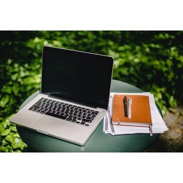 Przepisywanie tekstów i transkrypcja nagrań -tanio