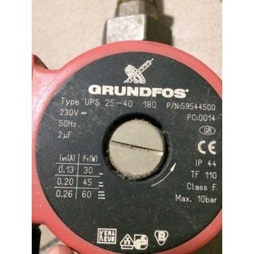 Grundfos UPS 25-40 - pompa