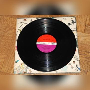 Led Zeppelin III, stare wydanie.