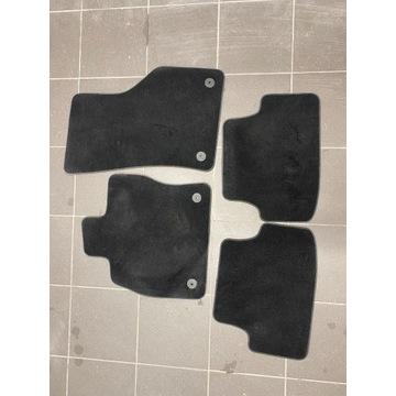 Oryginalne dywaniki welurowe do BMW 5 2012 F10