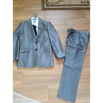 Zestaw garniturowy +koszula+krawat .