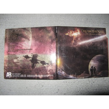 DREAM THEATER - The Crimson Sunrise @ 3 CD Live