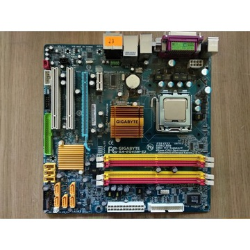 Gigabyte GA-EQ45M-S2 + Intel Core 2 Duo E8500 (23)