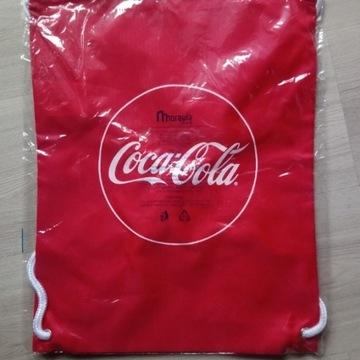 Worek coca cola