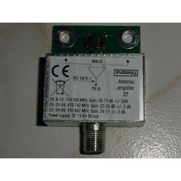 Wzmacniacz antenowy do anteny WE24A1 - 24dB
