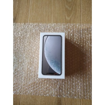 iPhone XR 64Gb Biały, NOWY NIEROZPAKOWANY!