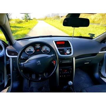 Peugeot 207 sw kombi 1.6 benzyna+gaz