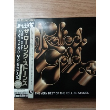 ROLLING STONES 2CD JAPAN THE VERY BEST OF
