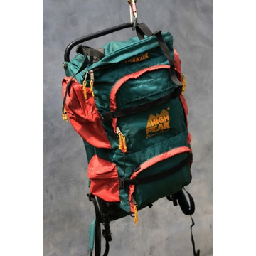 Into the Wild Supertramp plecak ze stelarzem HIGH
