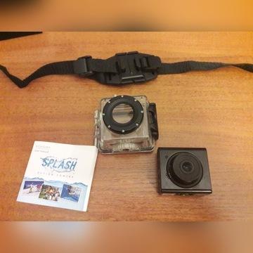 Kamera sportowa Kitvision Splash Czarna