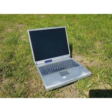 Uszkodzony Laptop Medion MD5400
