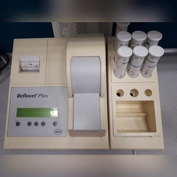 Reflovet Plus analizator biochemiczny weterynaria