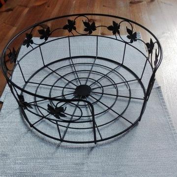 Koszyk Dekoracyjny Metalowy