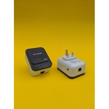 Transmiter sieciowy x2 TP-LINK TL-PA201 200 Mb/s