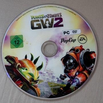 Plants Vs Zombies GW2 Dwie CD 2x
