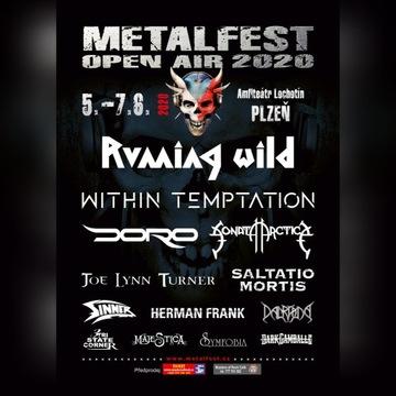 METALFEST Open Air Within Temptation 05-07.06.2020