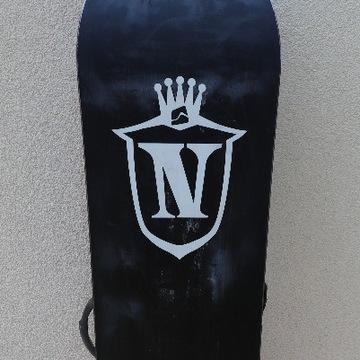 Snowboard Nidecker Platinum 163 + wiązania Mondo