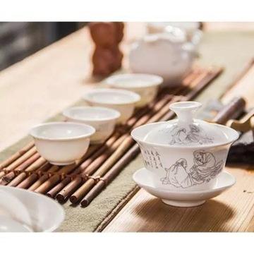 Tea Set Gaiwan Tea Pot